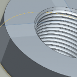 onShape CAO Cloud CAD filetage tutorial