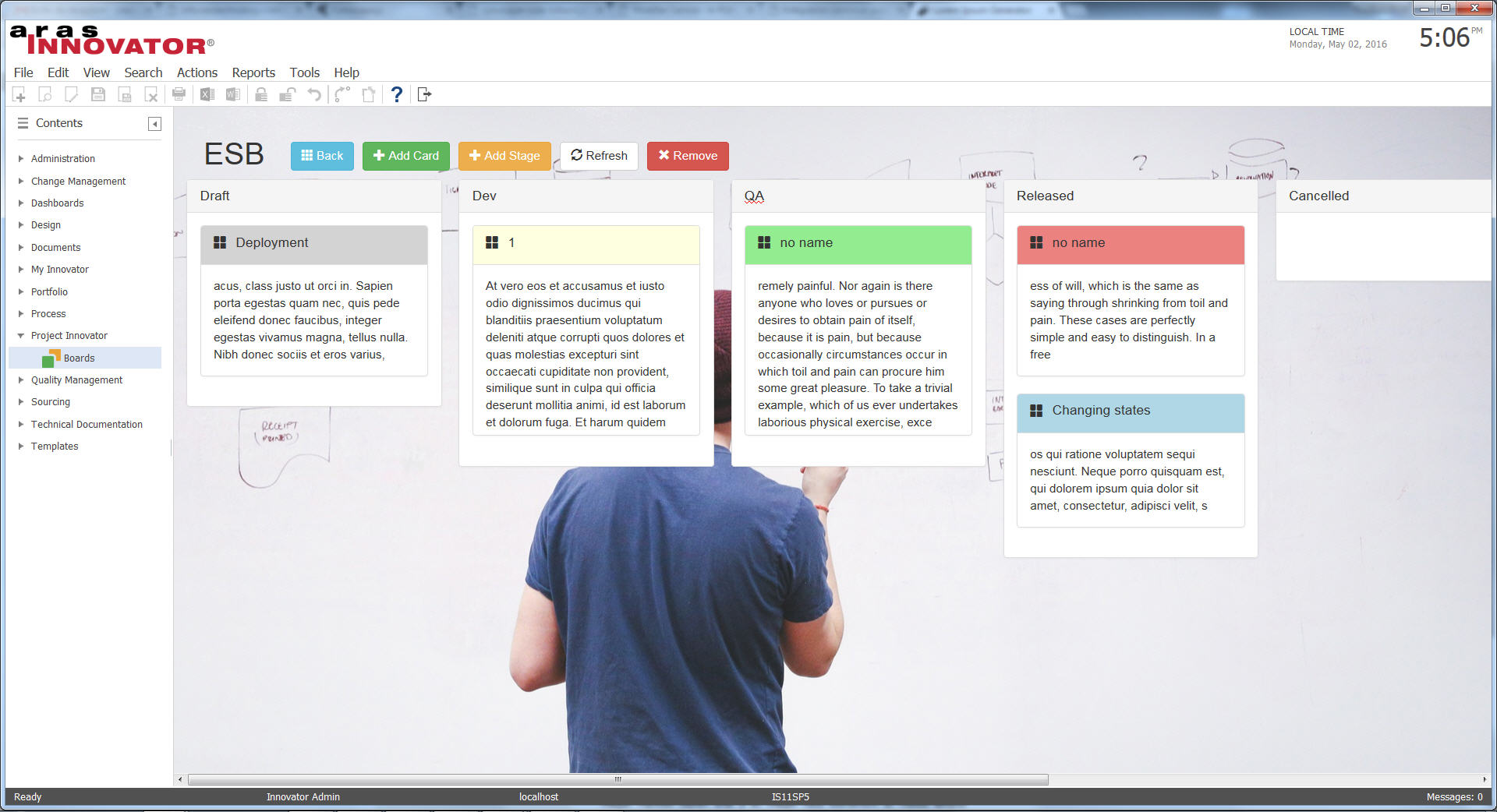 dashboard startup 2