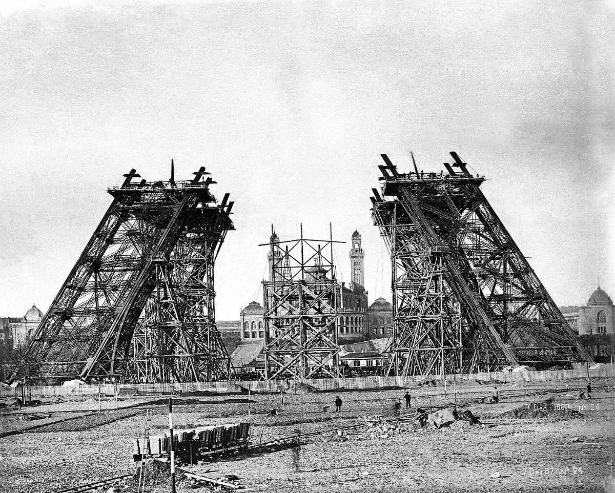fondations PLM Eiffel