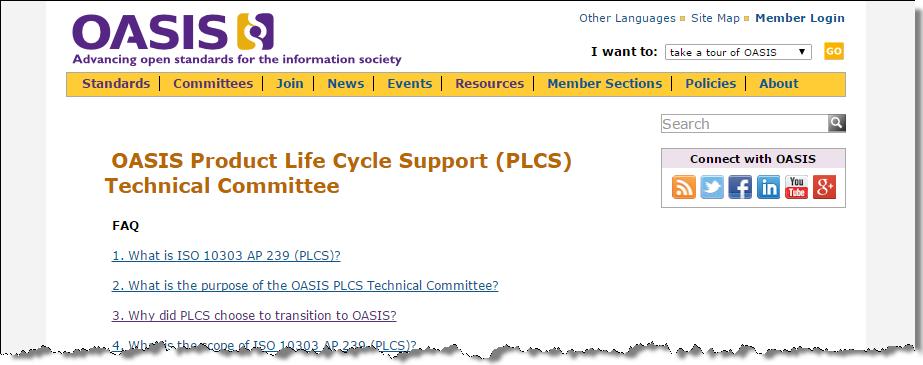 Oasis PLCS AP239
