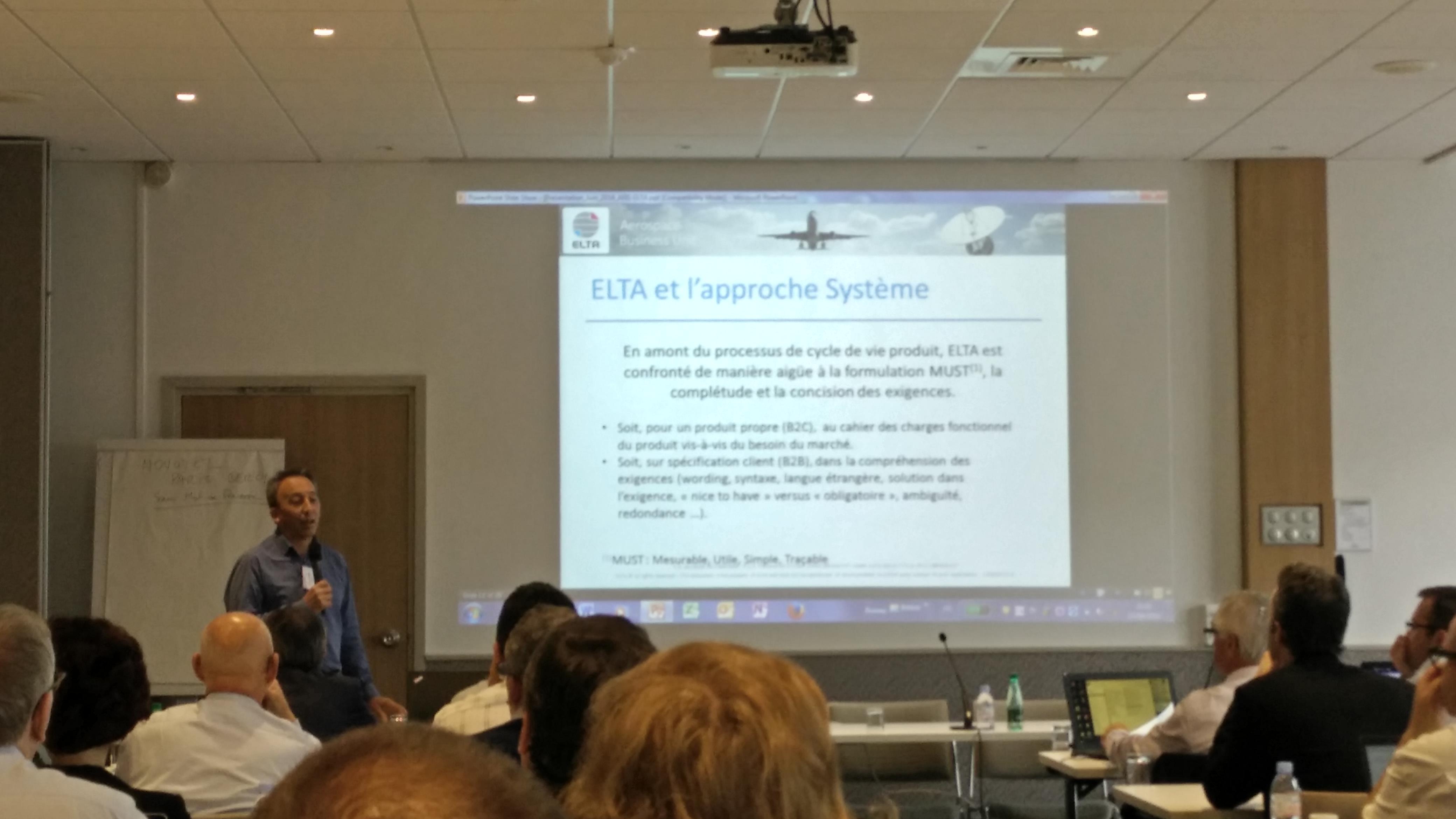 ELTA Ingénierie Système