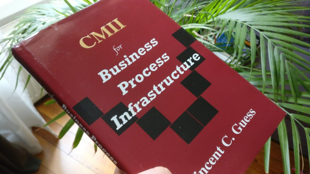 CMII for business process infrastructure